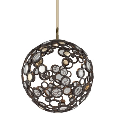 Fathom LED Pendant by Corbett Lighting | 188-41