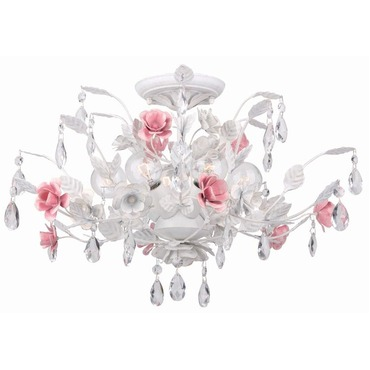 Lola 4850 Semi Flush Mount