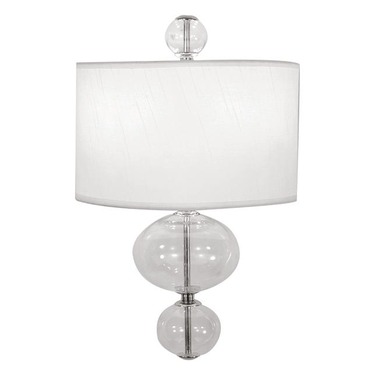 Stella 9921 Wall Sconce by Crystorama | 9921-CH-CL