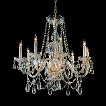 Traditional Crystal 1128 Chandelier