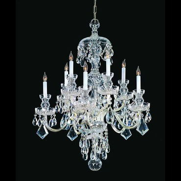 Traditional Crystal 1140 Chandelier