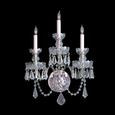 Traditional Crystal 5023 Wall Light