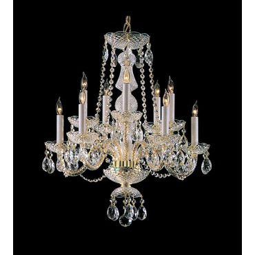 Traditional Crystal 5050 Chandelier