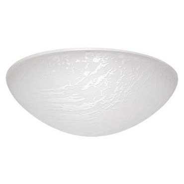 1024 Series 6 IN Cratere Dome Diffuser Reflector Wet Trim