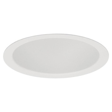 1071 Series 5 Inch White Reflector Downlight Trim