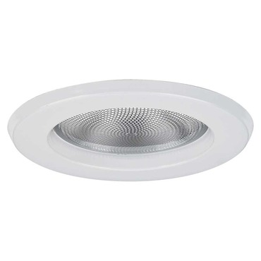 1081 Lytecaster 5 inch Lens Free Wet Location Trim by Lightolier | 1081wh
