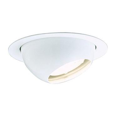 Lytecaster 1082 5 Inch Basic Eyeball Reflector Trim by Lightolier   1082