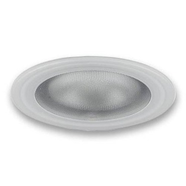 Lytecaster 1090 5 Inch Flush Glass Wet Location Trim by Lightolier   1090