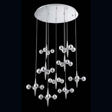 Pearla LED Chandelier by Eurofase | 26233-017