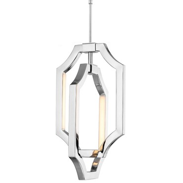 Audrie Pendant by Feiss | P1325PN