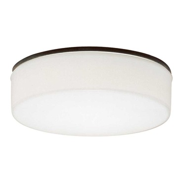 Lytecaster 1121 6.75 IN Opal Disk Diffuser Wet Location Trim by Lightolier | 1121
