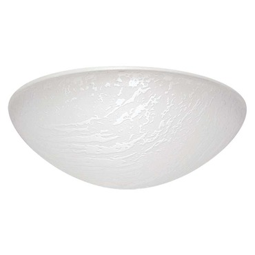 Lytecaster 1124 6.75 Inch Dome Diffuser Trim  by Lightolier   1124