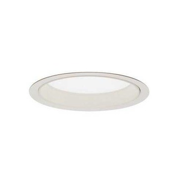 Lytecaster 1128 6.75 Inch White Diffuser Reflector Trim