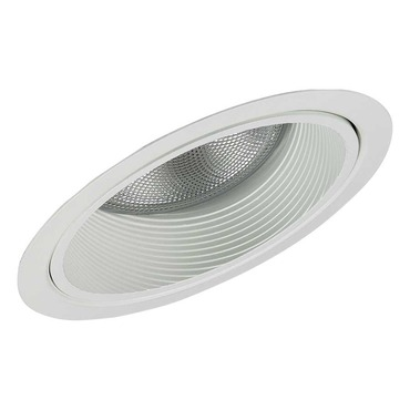 Lytecaster 1131 6.75 Inch Slope Ceiling Reflector Trim by Lightolier | 1131