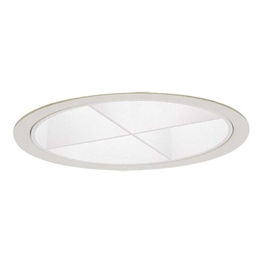 Lytecaster 1132 6.75 Inch Cross Blade Reflector Trim