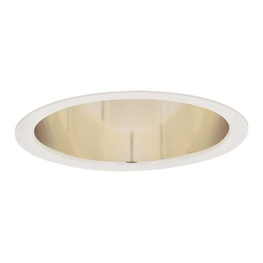 Lytecaster 1143 6.75 Inch Shallow Reflector Downlight Trim
