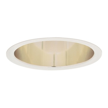 Lytecaster 1144 6.75 Inch Shallow Reflector Downlight Trim by Lightolier | 1144