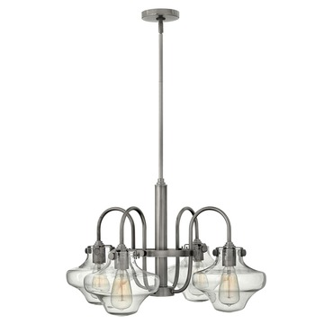 Congress Saturn Chandelier by Hinkley Lighting | 3041AN