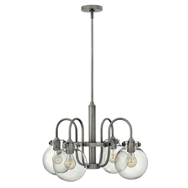 Congress Round Chandelier by Hinkley Lighting | 3044AN