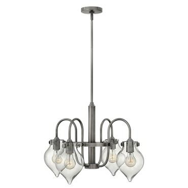 Congress Teardrop Chandelier by Hinkley Lighting | 3047AN
