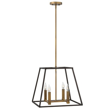 Fulton Chandelier by Hinkley Lighting | 3334BZ