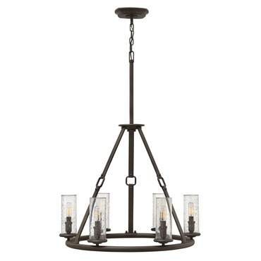 Dakota Chandelier by Hinkley Lighting | 4786OZ
