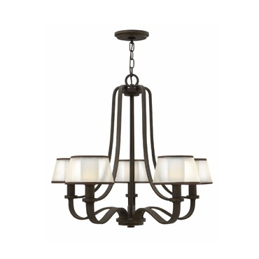 Prescott 4964 / 4965 Chandelier by Hinkley Lighting | 4965OB