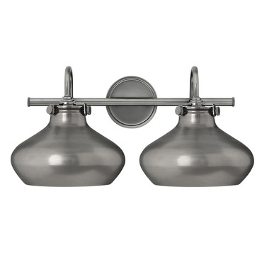 Congress Open Bottom Bathroom Vanity Light by Hinkley Lighting | 50028AN
