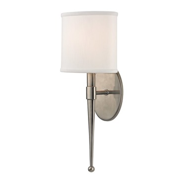Madison Wall Sconce by Hudson Valley Lighting | 6120-HN