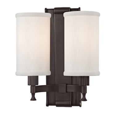 Palmdale Wall Sconce  by Hudson Valley Lighting | 1122-OB