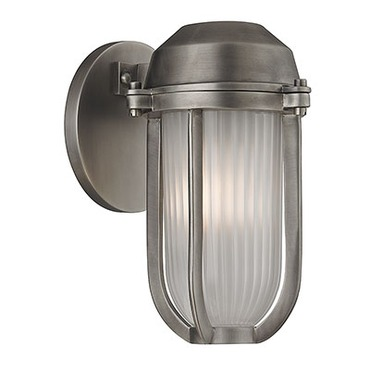 Pompey Outdoor Wall Sconce by Hudson Valley Lighting | 980-AN
