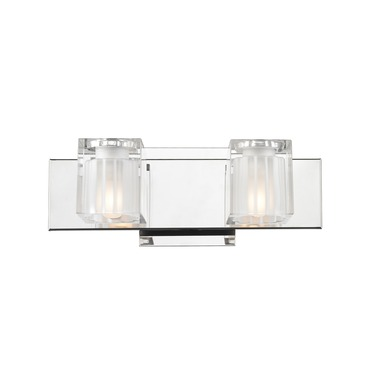 Block Bath Bar by Lightology Collection | C143-02-CH