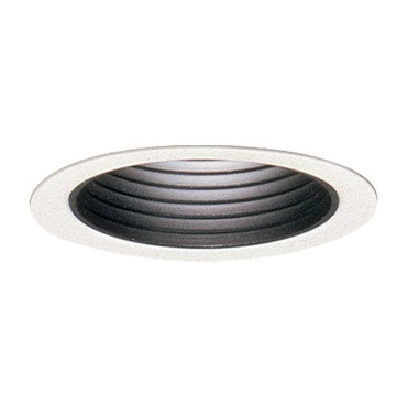2029 Lytecaster 3.75 Inch Adjustable Reflector Trim by Lightolier | 2029BK