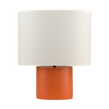 Devo Oval Table Lamp