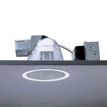 Calculite 8051 6 Inch CFL Open Downlight Trim