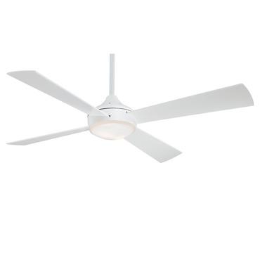 Aluma Ceiling Fan with Light