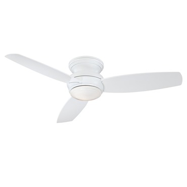 Traditional Concept Indoor / Outdoor Ceiling Fan with Light