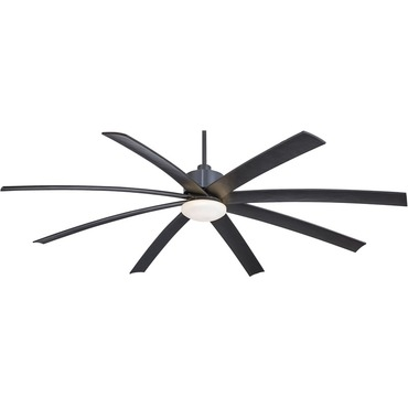 Slipstream XXL Ceiling Fan by Minka Aire | F889-SI