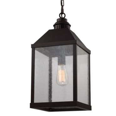 Lumiere Large Pendant by Feiss | F2959/1ORB