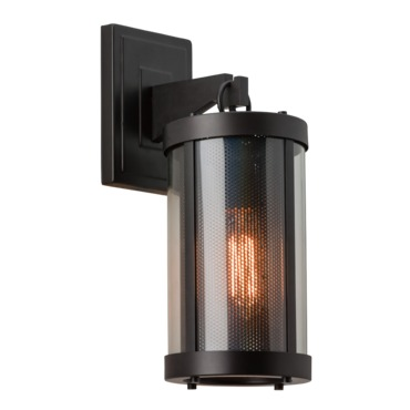 Bluffton Outdoor Wall Sconce by Feiss | OL12000ORB