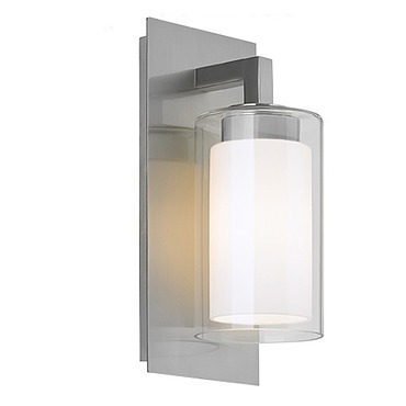 Salinger Outdoor Wall Light by Feiss | OL13000BS