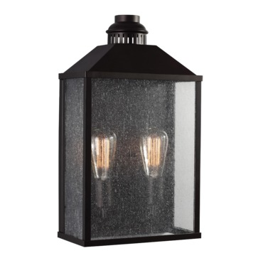 Lumiere Outdoor 18011 Wall Light by Feiss | OL18011ORB