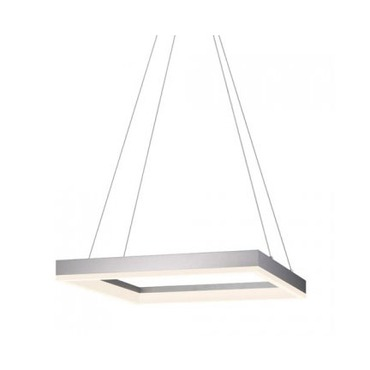 Corona Square Pendant by SONNEMAN - A Way of Light | 2304.16