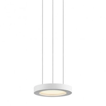 Chromaglo LED Bright White Round Pendant by SONNEMAN - A Way of Light | 2405.03