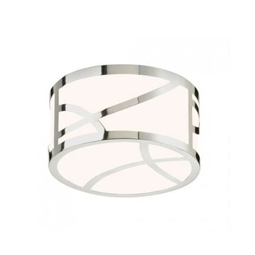 Haiku Round LED Flush Mount by SONNEMAN - A Way of Light | 2537.35