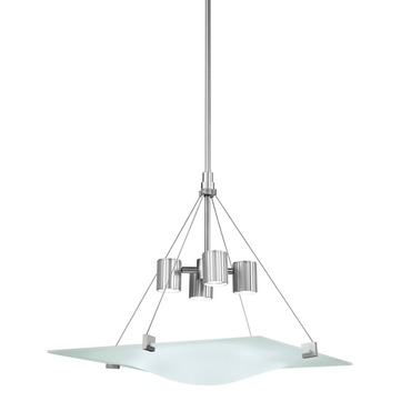 Handkerchief Square Pendant by SONNEMAN - A Way of Light | 3402.04