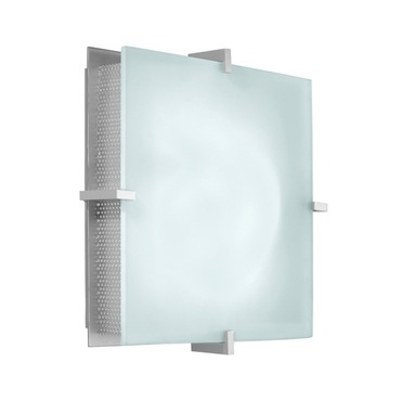 Handkerchief Square Wall Sconce by Sonneman A Way Of Light | 3405.04