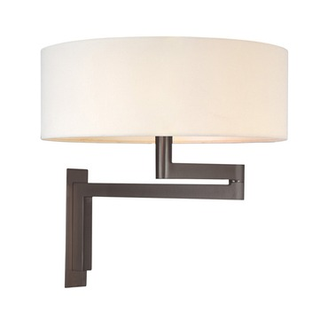 Osso Swing Arm Plug-in Wall Sconce