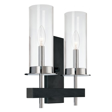 Tuxedo Wall Sconce by SONNEMAN - A Way of Light | 4062.54