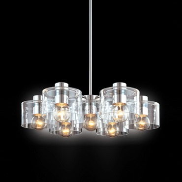 Transparence Pendant by SONNEMAN - A Way of Light | 4807.01